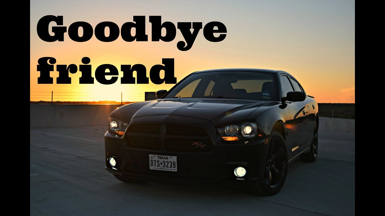 the final goodbye to my 2014 dodge charger r t blacktop youtube. Black Bedroom Furniture Sets. Home Design Ideas