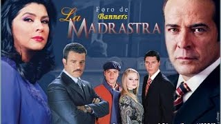 Мачеха 12 (LA MADRASTRA) - Сезар Эвора и Виктория Руффо