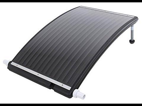 kosten solarkollektoren heizungsunterst tzung mit sonnenenergie zum warmwasser youtube. Black Bedroom Furniture Sets. Home Design Ideas