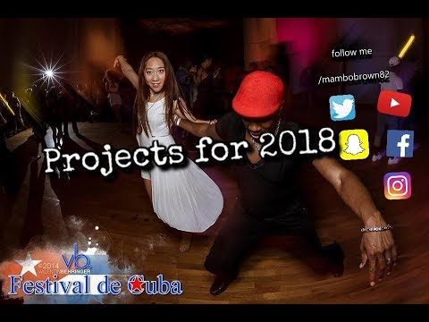 ✨ Mambo Brown - Latin Dances and Music with Brazilian Taste - Projects 2018 ✨