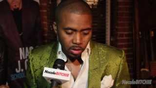 Swizz Beatz, J. Cole and Busta Rhymes Honor Nas At Vibe Impact Awards
