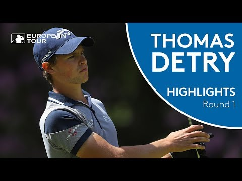 Thomas Detry Highlights | Round 1 | Belgian Knockout 2018