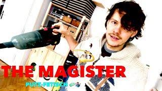 2020/15 the Magister - Putz Fetisch [Handstaubsauger]