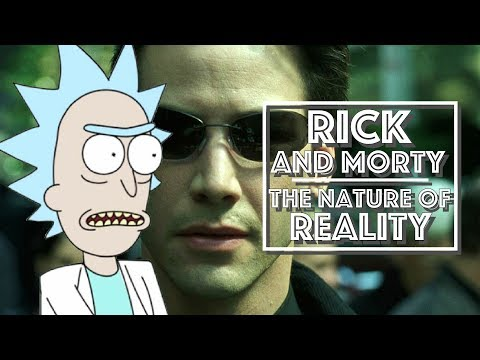 Rick and Morty   The Nature of Reality (Video Essay)