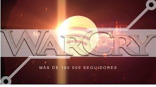 WarCry somos más de 100 000