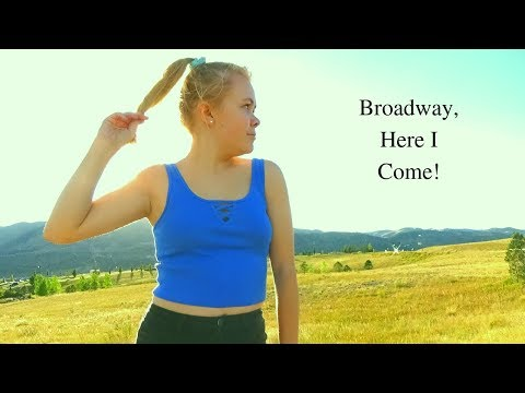 Joe Iconis- Broadway, Here I Come! (Cover by Shelby Merchant)