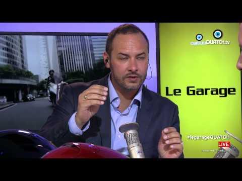 Le Garage S01E18 : Casques moto Shark, Piaggio MP3 500LT, VW Polo, Peugeot 308SW