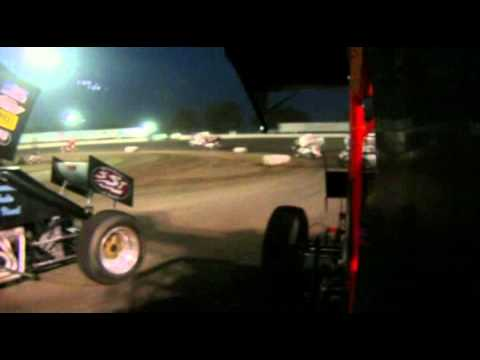 Sprint Series of Texas at Cowtown Speedway A-Main 6-4-11