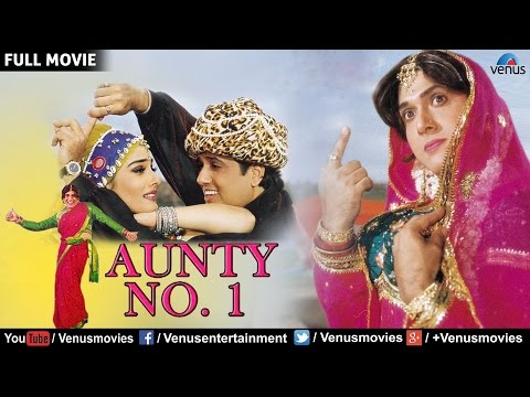Aunty No.1 | Hindi Movies Full Movie | Govinda Movies | Latest Bollywood Movies | Hindi Movies