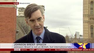 Jacob Rees-Mogg on Boris