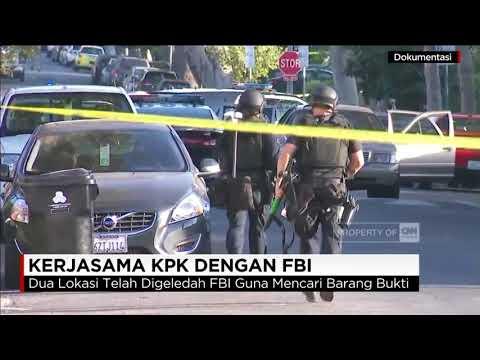 KPK Kerjasama dengan FBI Demi Usut Tuntas Kasus Korupsi E-KTP