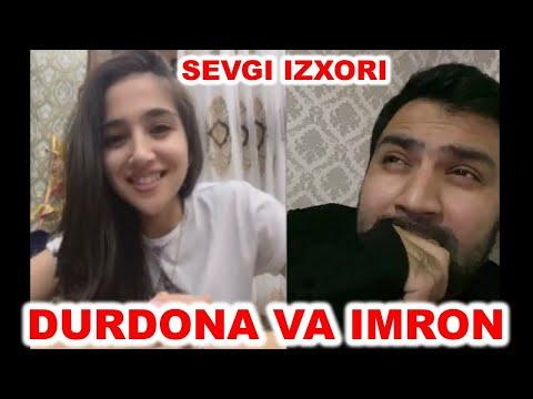 DURDONA QURBONOVA!!! IMRON... BIGO LIVE Pryamoy efirda