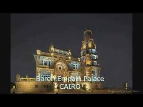 Baron Empain Palace CAIRO 2014 - Алексей Векслер электроскрипач