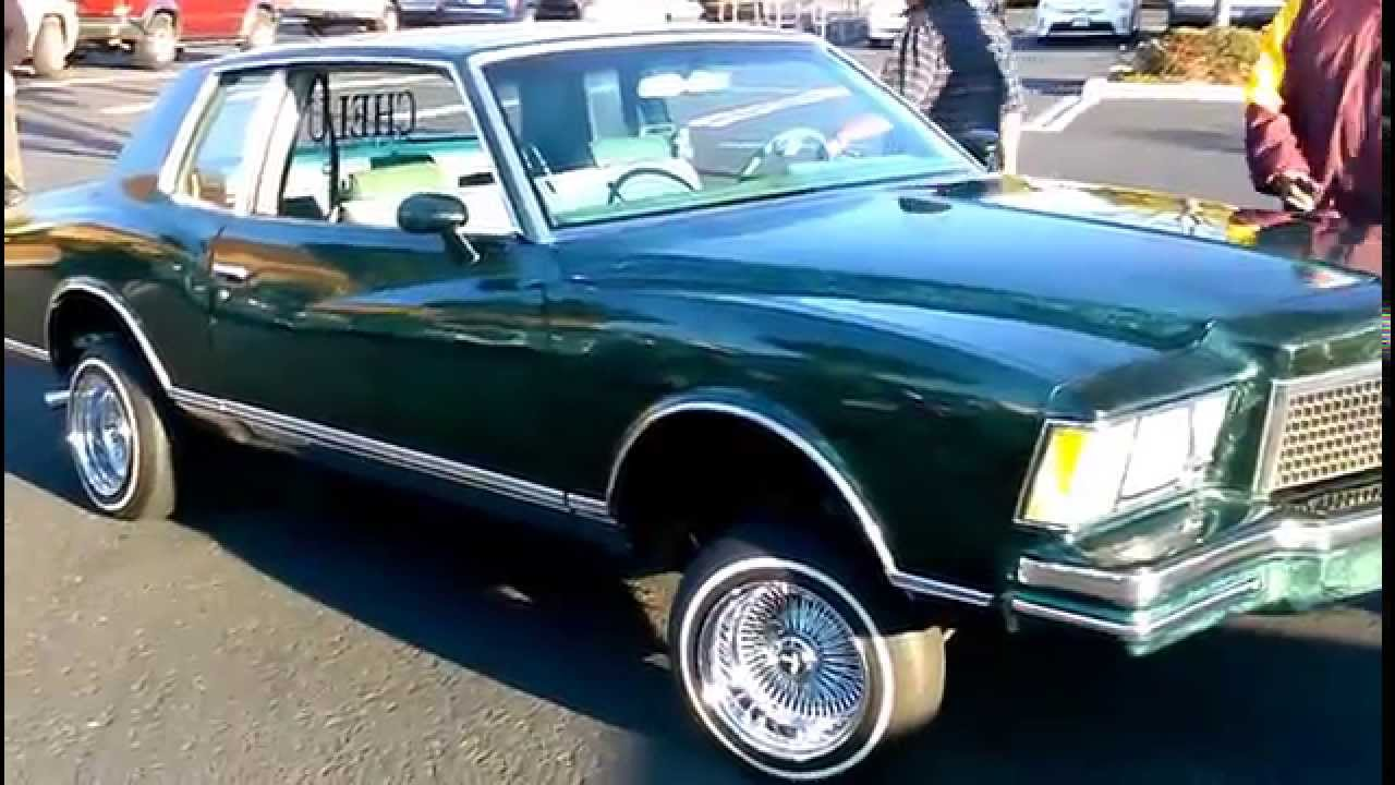 79 chevy monte carlo lowrider youtube. Black Bedroom Furniture Sets. Home Design Ideas