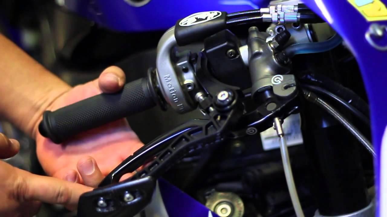 Yamaha R Brake Lever