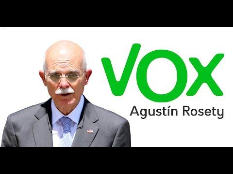 Entrevista Agustín Rosety diputado de Vox por Cádiz