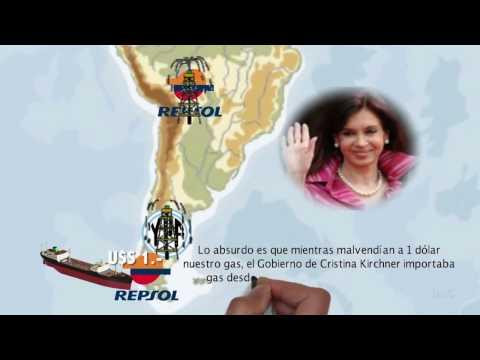 """El Fraude K con """"YPF Nacional"""": Eskenazi, Repsol y los Kirchner. (Chevron)"""