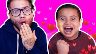 KAYLEN PLANS HIS FIRST DATE WITH HIS **NEW GIRLFRIEND!!** YOU WONT BELIEVE WHAT HE SAID!! ❤️😱