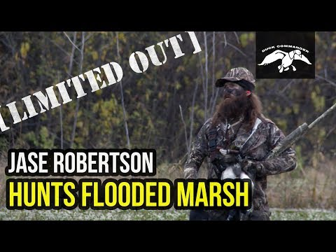 Flooded Marsh Duck Hunt with Jase Robertson [LIMITED OUT] - FULL VIDEO