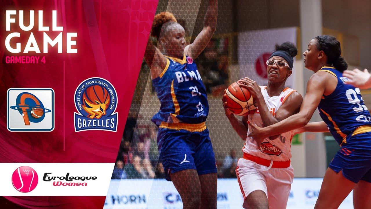 Famila Schio v BLMA - Full Game - EuroLeague Women 2019