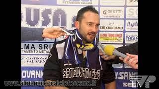 Serie D Girone E Sangiovannese-S.Donato Tavarnelle 2-1