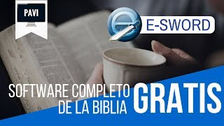 e-Sword - Software para leer la biblia en todas la versiones