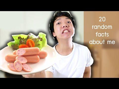 20 random facts about kanninich (20 เรื่องจริงของ kanninich )