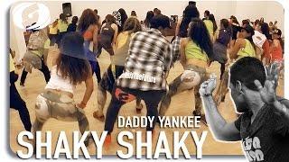 Shaky Shaky - Daddy Yankee (El baile/The dance) The Shaky Shaky dance