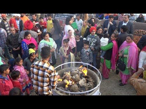ਪੰਜਾਬੀ ਗਾਇਕਾਂ ਨੇ ਲੋਹੜੀ 'ਤੇ ਮਚਾਇਆ ਧਮਾਲ । Lohri Festival । TV Punjab