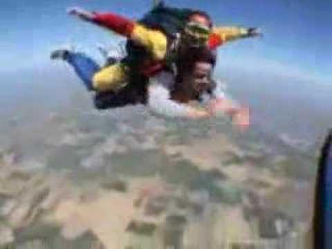 skydiving xxx