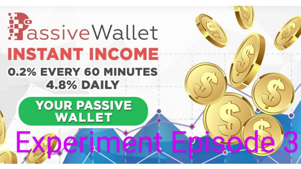 Download 🔵 Passive Wallet WITHDRAWAL PROOF - Experiment Episode 3