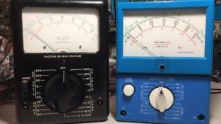 Bell System Meters - Simpson 260 & Triplett 630 Based - CK-14510-L11 & KS-14510-L1