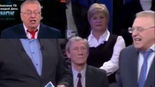 Жириновский разбушевался и высказал всю правду о будущем в мире Даже ведущий этого не ожидал