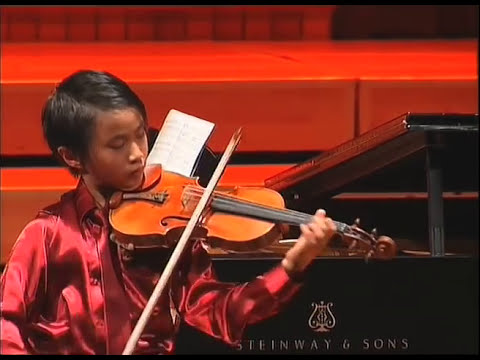 Kevin Zhu, P. De Sarasate - Carmen Fantasy
