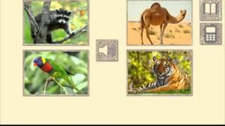 Изучаем звуки животных.Видео обучение для детей