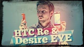 Первый обзор HTC Desire EYE и камеры HTC Re