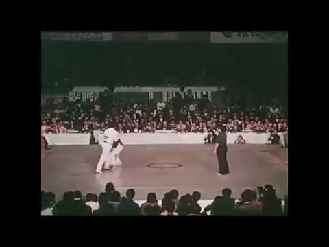 The Prince of Karate - Kancho Joko Ninomiya's way becoming a international champion