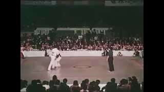 Kancho Joko Ninomiya, the founder of Enshin Karate and the World Sa...