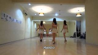 Line Dance - Mambo Rock  ( Apr 11)