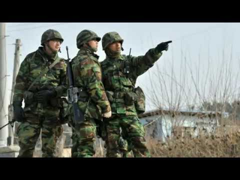South Korean Soldier 'Kills Five Comrades, Wounds Five'
