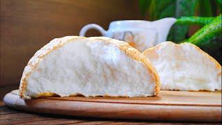 Всего 3 ИНГРЕДИЕНТА Самый популярный ДЕСЕРТ ОБЛАЧНЫЙ ХЛЕБ или Cloud Bread из Tik Tok