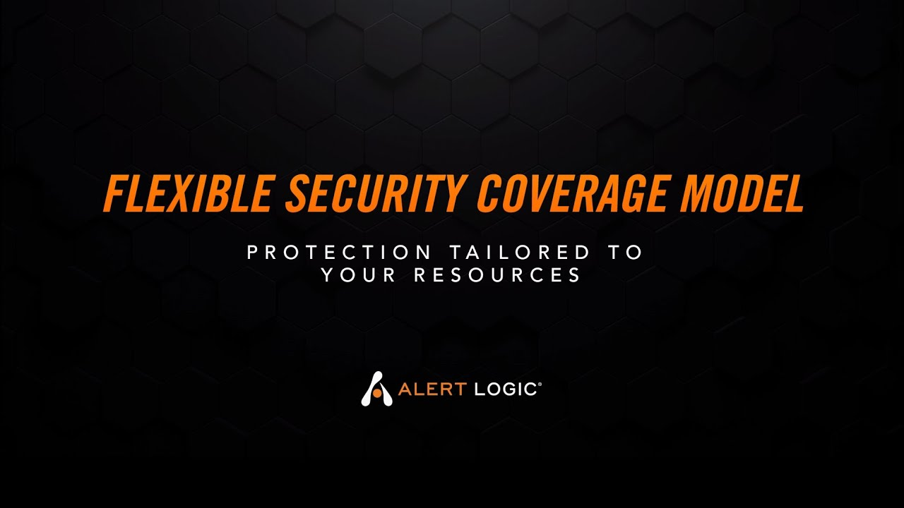 Flexible Security Coverage Model
