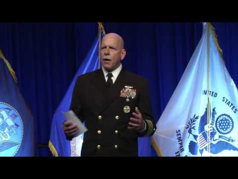 WEST 2016 Day Two Luncheon Keynote: ADM Scott H. Swift, USN, Commander, U.S. Pacific Fleet