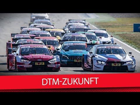 Die Zukunft der DTM: Neuer Name, Aston Martin & Co – DTM 2019 (News)