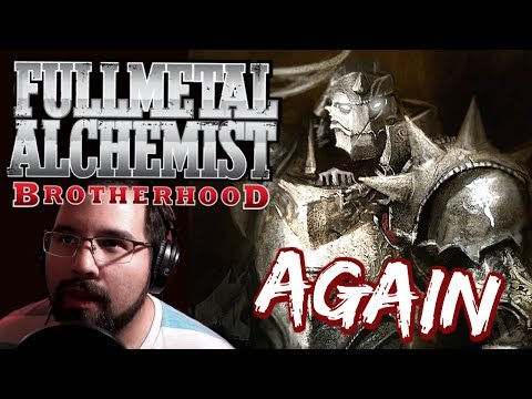 Fullmetal Alchemist: Brotherhood ENGLISH   Again FULL OP  Caleb Hyles