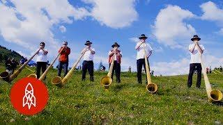 Battle of the Alpine Horns YouTube Videos