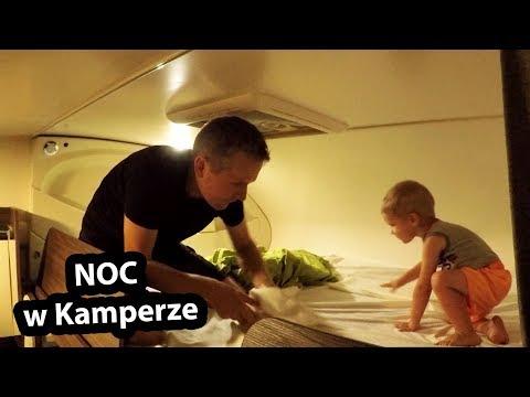 Pierwsza Noc W Kamperze (Vlog #169)