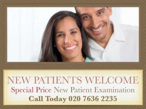 Arabic Speaking Dentist Harley Street 020 7636 2235