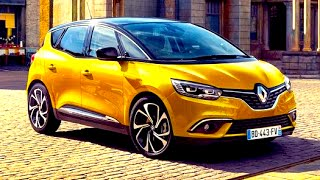 New renault scenic 2016 - preview first test drive only sound