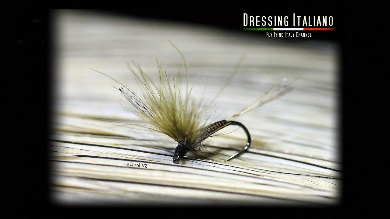 Fly dressing